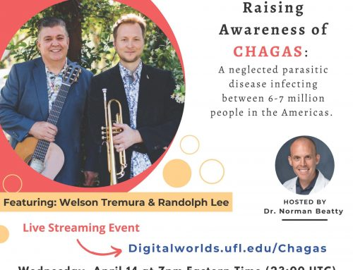 Press Release: Interview with Dr. Colin Forsyth and World Chagas Day Awareness Concert!